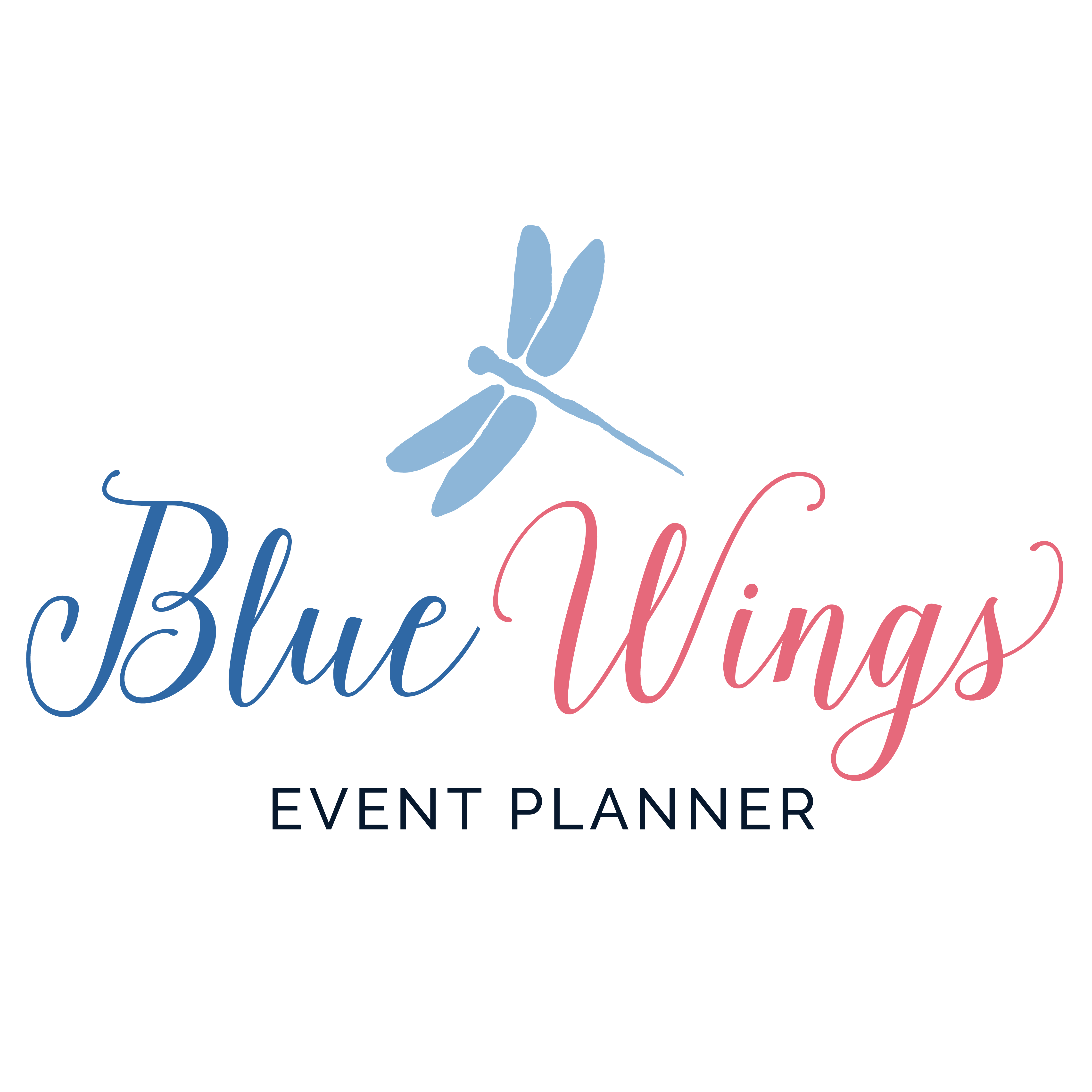 Blue Wings Event Planner